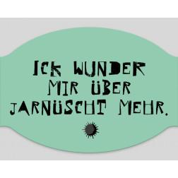 """Papier-Mundschutz - """"Verwunderung"""""""