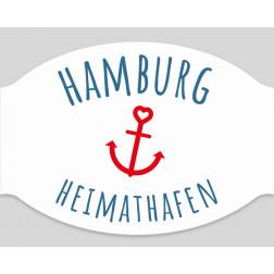 """Papier-Mundschutz - """"Heimathafen"""""""